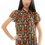 gatsuonecom--sale-jasmine---orange-motif-blouse