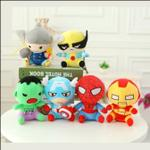 boneka-avengers-hulk-spiderman-ironman-dan-captain-america-import