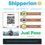 shipperion-jual-peso-lost-saga-indonesia-verified-seller-wwwshipperioncom