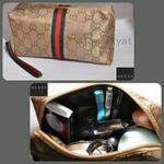 toiletries-bag---makeup-pouch-desain-elegan--motif-gucci