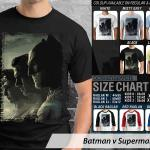 kaos-t-shirt-batman-v-superman