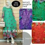 gamis-sifon-ceruty-nose-maxi-dress