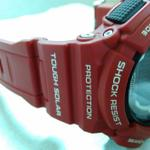 casio-gshock-g-9300-rd---red-g-shock-2nd-like-new