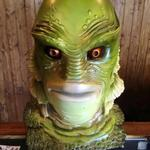 statue-sideshow---creature-of-the-black-lagoon-lifesize-bust---limited-to-400-pcs