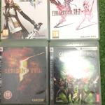 bd-ps3-want-to-sell-final-fantasy-xiii-xiii-2-resident-evil-5-ghostbuster