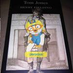novel-henry-fielding---tom-jones-english