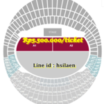 open-pre-order-tiket-konser-coldplay-live-in-bangkok-standing-a1-a2
