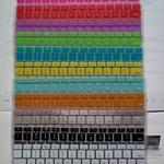 apple-acc-keyboard-cover-color-skin-mouse--anti-dust-for-all-macbook