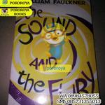 novel-william-faulkner---the-sound-and-the-fury-english