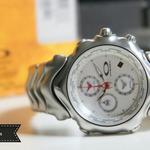 jam-oakley-gmt-watch-honed-stainless-steel-white-face-sku-10-140-very-rare