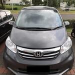 honda-freed-2013-sd-matic-warna-abu-abu-ac-double-blower-siap-pakai