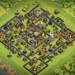 jual-char-account-coc-clash-of-clans-th11-hero-level-30