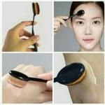 oval-brush-make-up-sikat-foundation-cair-brush-on-pigment-tool-powde
