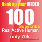 100-youtube-subscribers-active-real-human