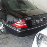 mercedes-s280-2001-antik-km-20rb