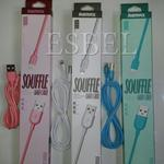 kabel-data-charger-remax-lightning-iphone-souffle