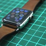 apple-watch-series-2-stainless-steel-38mm-saddle-brown-classic-buckle