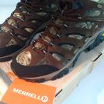 sepatu-hiking--merrell-mens-moab-mid-waterproof-hiking-boots-mossy-oak-95