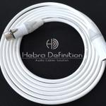 mogami-gold-studio-white-edition-microphone-cable---10-feet
