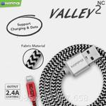 kabel-data-hippo-valley-2-iphone-5-6-7-100cm-toples-lighnting-cable---hitam
