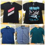kaos-skechers-cotton-on-band-led-zepplin-polo-uniqlo