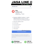 jasa-line-at---line--monthly-plan-pro