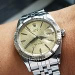 original-vtg-1960-rolex-datejust-thunderbird-1625-turn-o-graph-tog-creamy-patina-dial