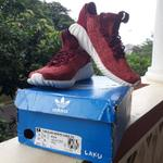 bnib-original-new-adidas-tubular-doom-sock-primeknit-pk-red-maroon-by3560