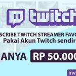 jasa-subscribe-streamer-twitch-favorit