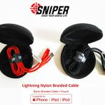 sniper-cable-iphone-nylon-braided-8-pin-lightning-3ft--09m-original