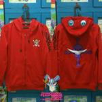 jaket-one-piece-ace-merah