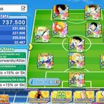 wts-captain-tsubasa-dream-team-semi-end-game-account