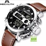 megalith-8051-m-digital-led-sport-watch-silver-dial-black-brand-new