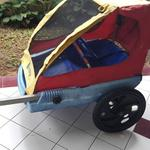 bike-trailer---stroller-anak--instep-duo-cruiser