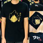 kaos-luffy-taro-gold