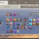 account-clash-of-clans-th-11