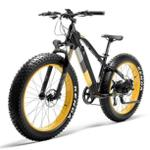 lankeleisi-sepeda-elektrik-smart-road-bicycle-moped-36v-16ah---xc4000---black-yellow