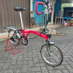 sepeda-lipat-element-pikes-5s-no-brompton-united-trifold-pro-action-parrot-3sixty