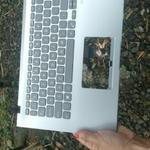 frame--keyboard-asus-a409-silver
