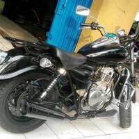 dijual-cepat-motor-thunder-250-cc-modifikasi-ala-chooper