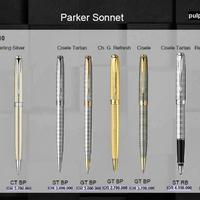 dijual-cepat-bolpoint-parker-sonnet-ori-limited-edition