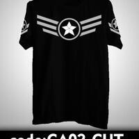 kaos-super-heroes-iron-man-captain-america-dkk-murah--glow-in-the-dark