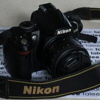 for-sale-nikon-d3000--lensa-fix-50mm-f18-pontianak