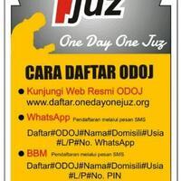 komunitas-onedayonejuz-odoj-komunitas-membaca-alquran-dgn-120000-member