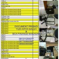 lelang-peralatan-kantor-ex-bca-finance-makasar-by-yudi-aryagaluh-pt-agmt-08131129407