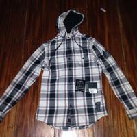 kemeja-hoodie-harley-davidson-second-original