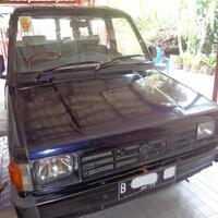 mobil-kijang-super-1990-dark-blue