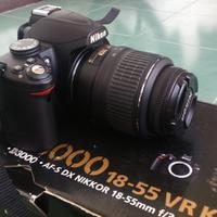 dslr-surabaya-nikon-d3000--lensa-afs-nikkor-18-55mm-vr