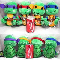 boneka-lucu-tmnt-teenage-mutant-ninja-turtles---kura-kura-ninja--set