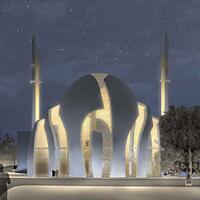 masjid-berkubah-kaca-di-jerman-unik-gan